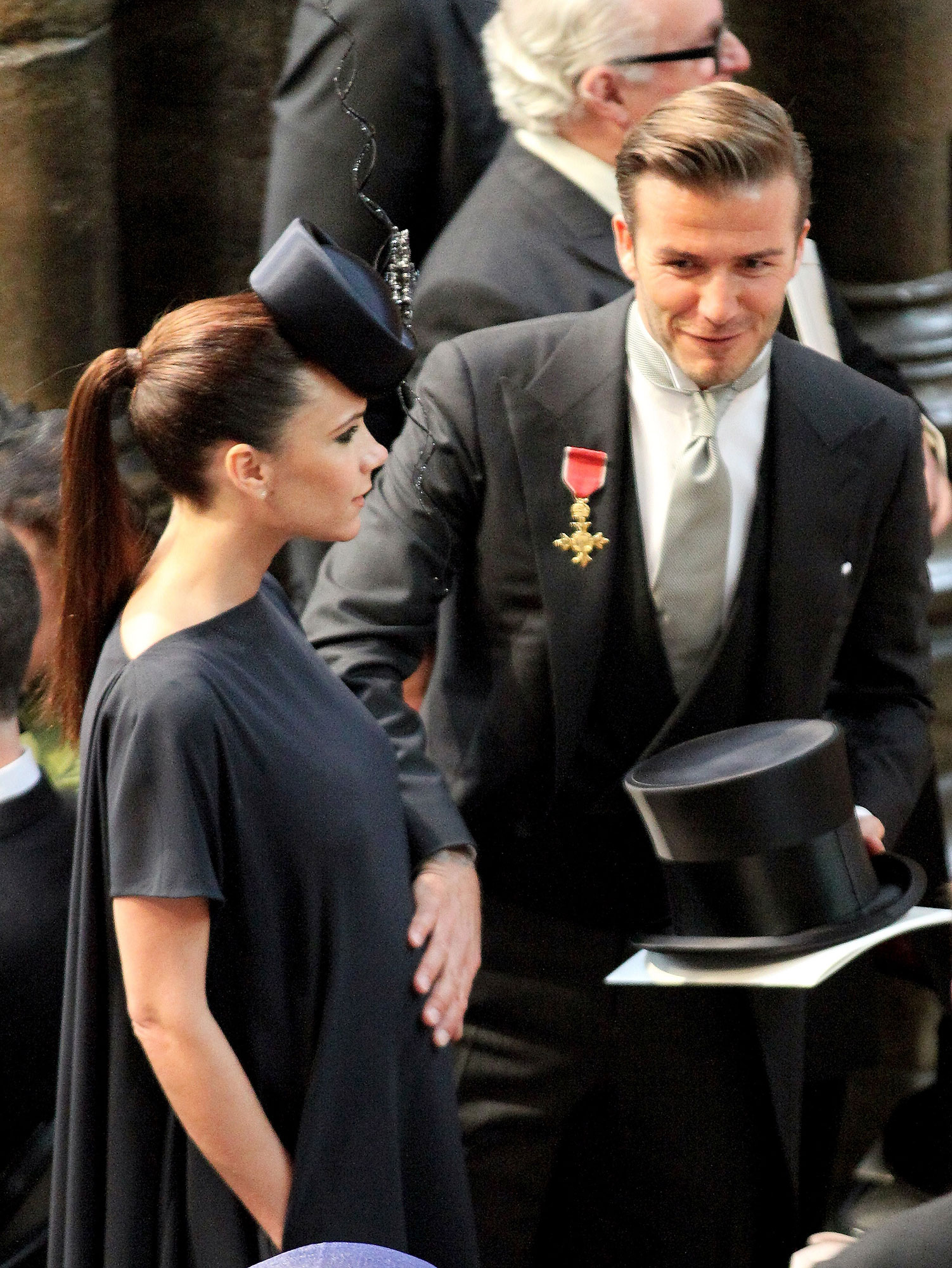 "Victoria and David Beckham timeline gallery - By early 2011, a fourth baby was on the way for Posh Spice and her husband. ""David and Victoria Beckham are delighted to confirm they are expecting their fourth child in the summer,"" a spokeswoman for the musician said in a statement."