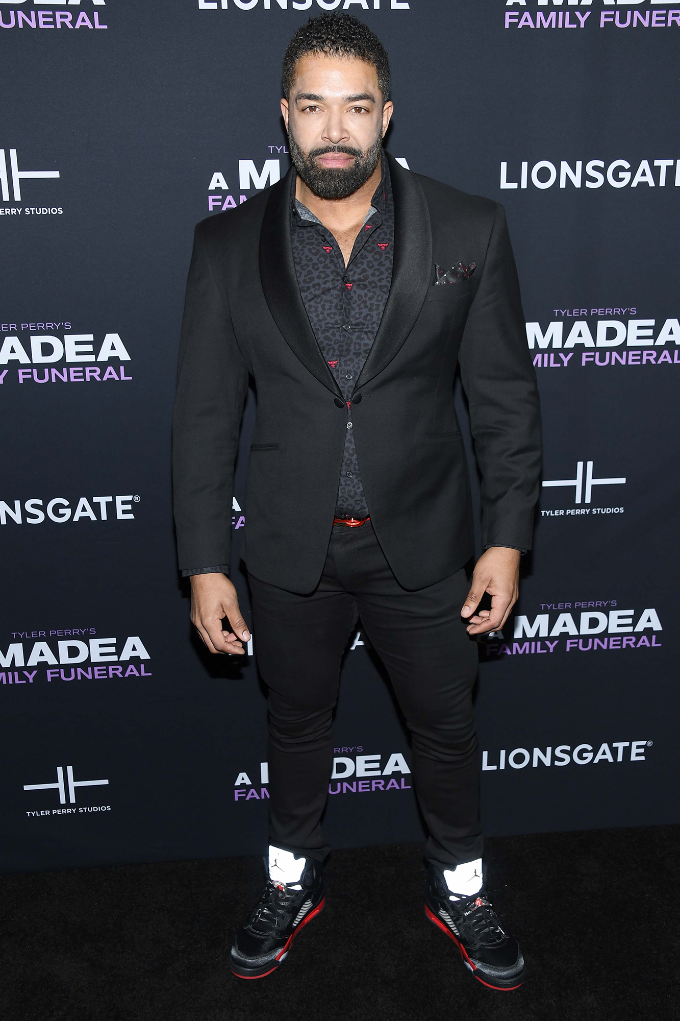 David Otunga Reveals the Ways His 9-Year-Old Son With Ex Jennifer Hudson Takes After Him - David Otunga attends a screening for Tyler Perry's 'A Madea Family Funeral at SVA Theater on February 25, 2019 in New York City.