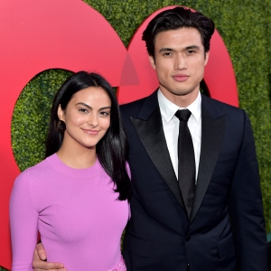 Did Charles Melton Just Get a Tattoo of Camila Mendes' Name on His Chest?