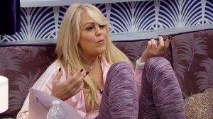 Dina Lohan Never Met Boyfriend of Five Years Celebrity Big Brother