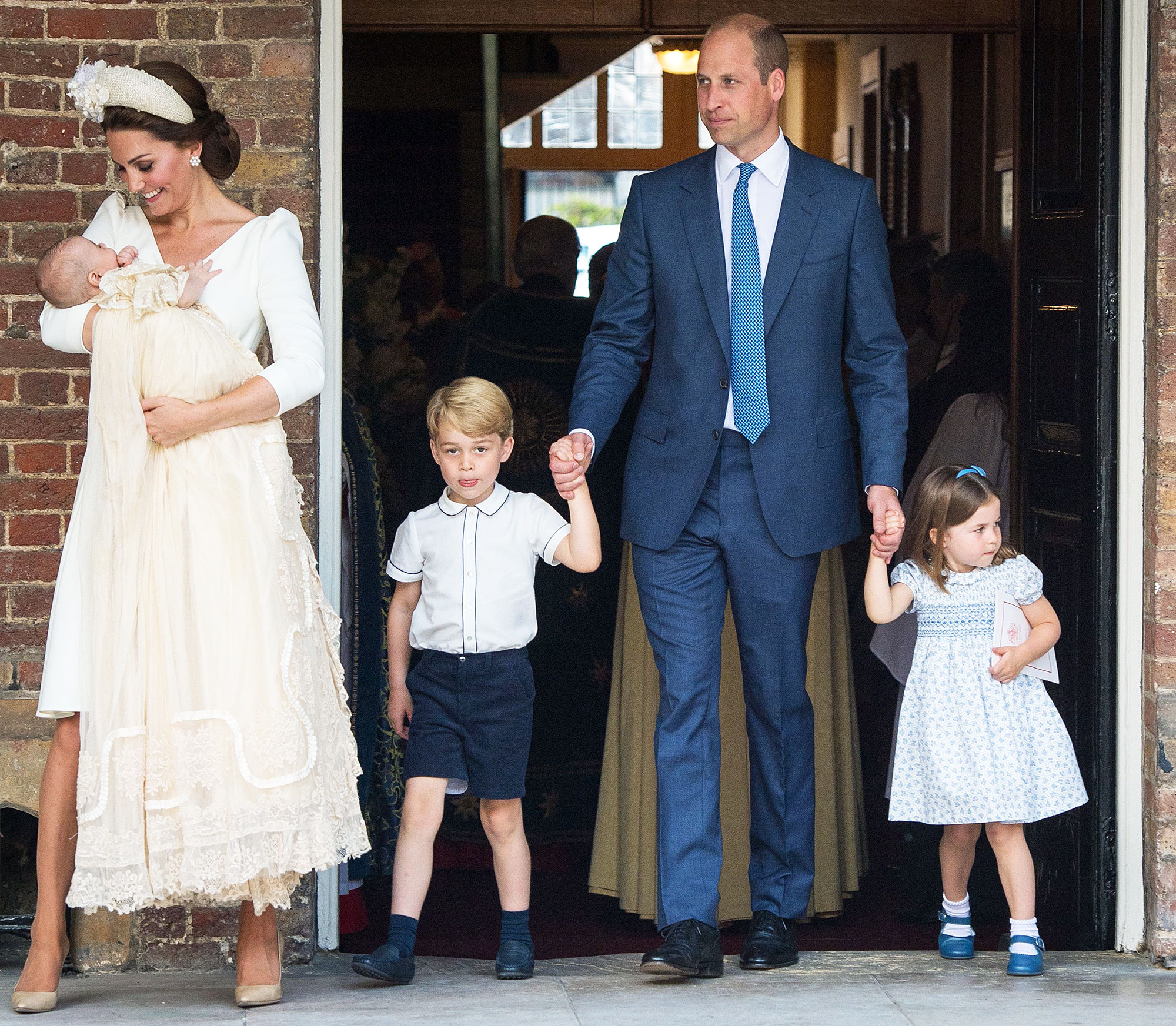Duchess Kate Hints Baby Number Four Prince William Worried
