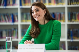 Duchess Kate Reveals Princess Charlotte's Surprising Favorite Food: She 'Loves' These