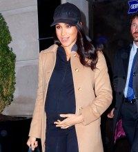 Duchess Meghan London Return Star Studded New York City Baby Shower