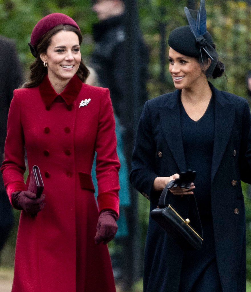 Duchess Meghan Wants to Strengthen Her Relationship With Sister-in-Law Kate