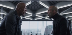 'Fast and the Furious' Spinoff 'Hobbs & Shaw' Pits Dwayne Johnson, Jason Statham Against Idris Elba in First Trailer