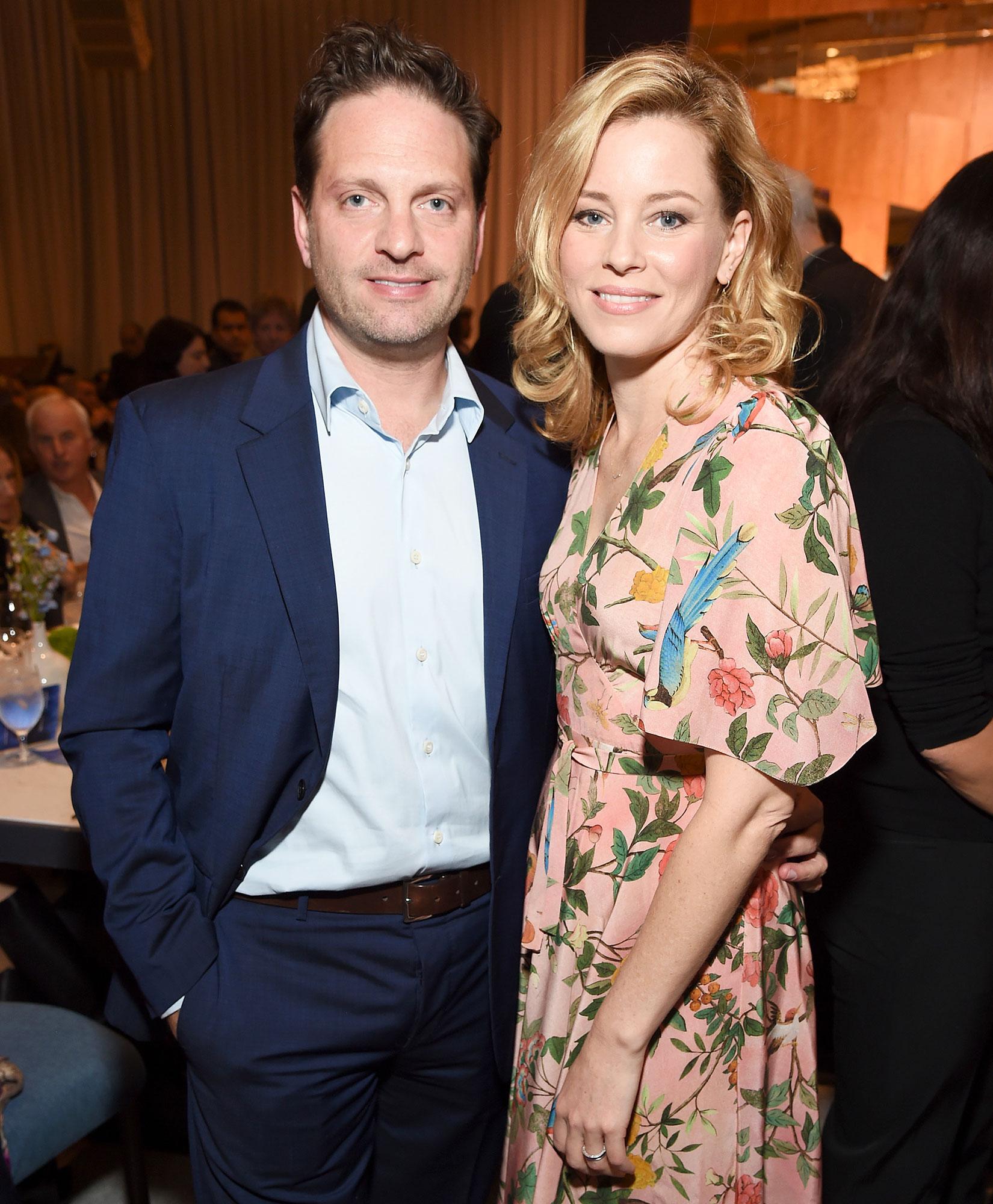 Elizabeth Banks Praises Husband Max Handelman