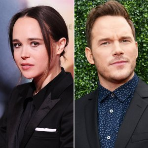 Ellen Page Slams Chris Pratt for Promoting 'Infamously LGBTQ' Church