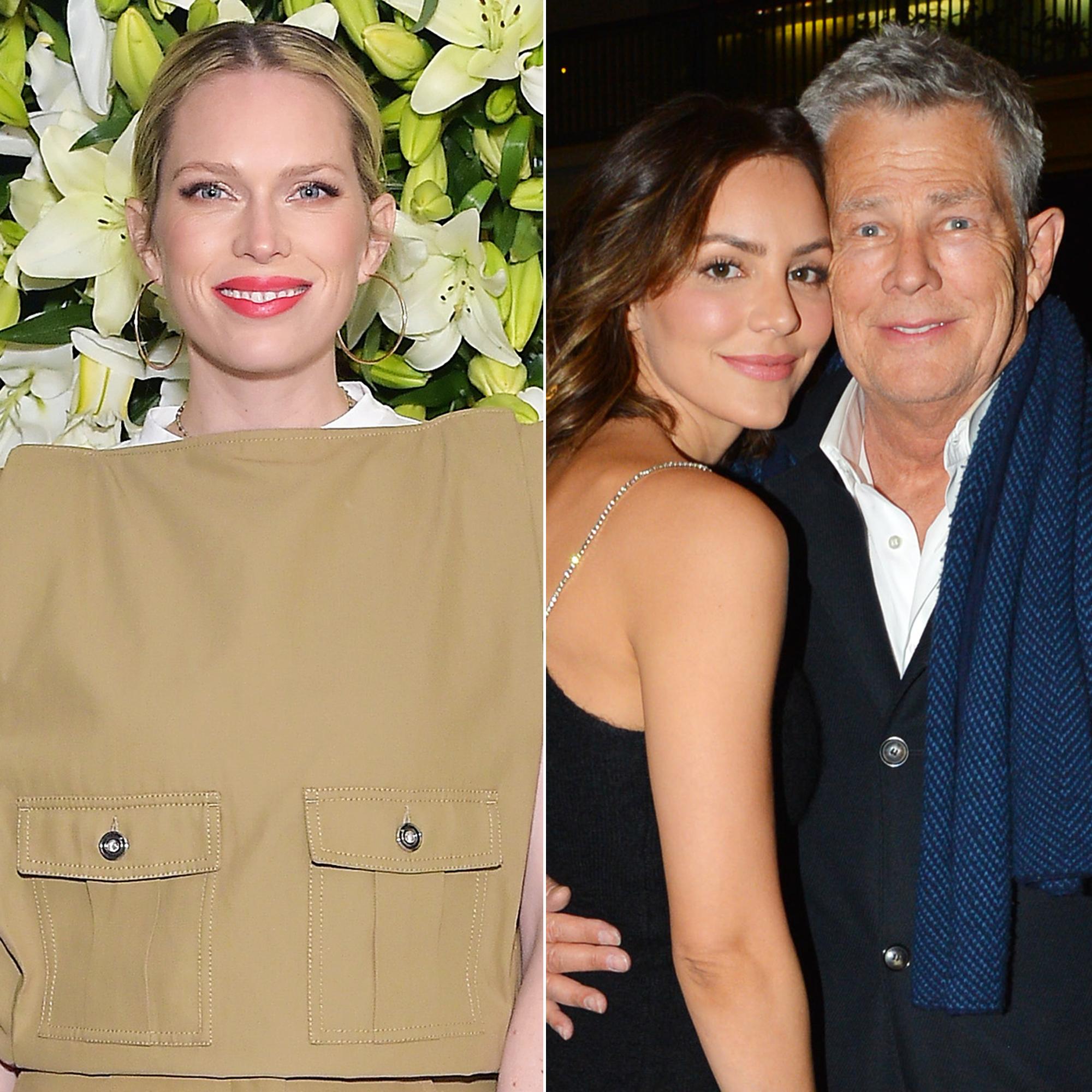 Erin Foster Jokes About David Foster, Katharine McPhee Wedding