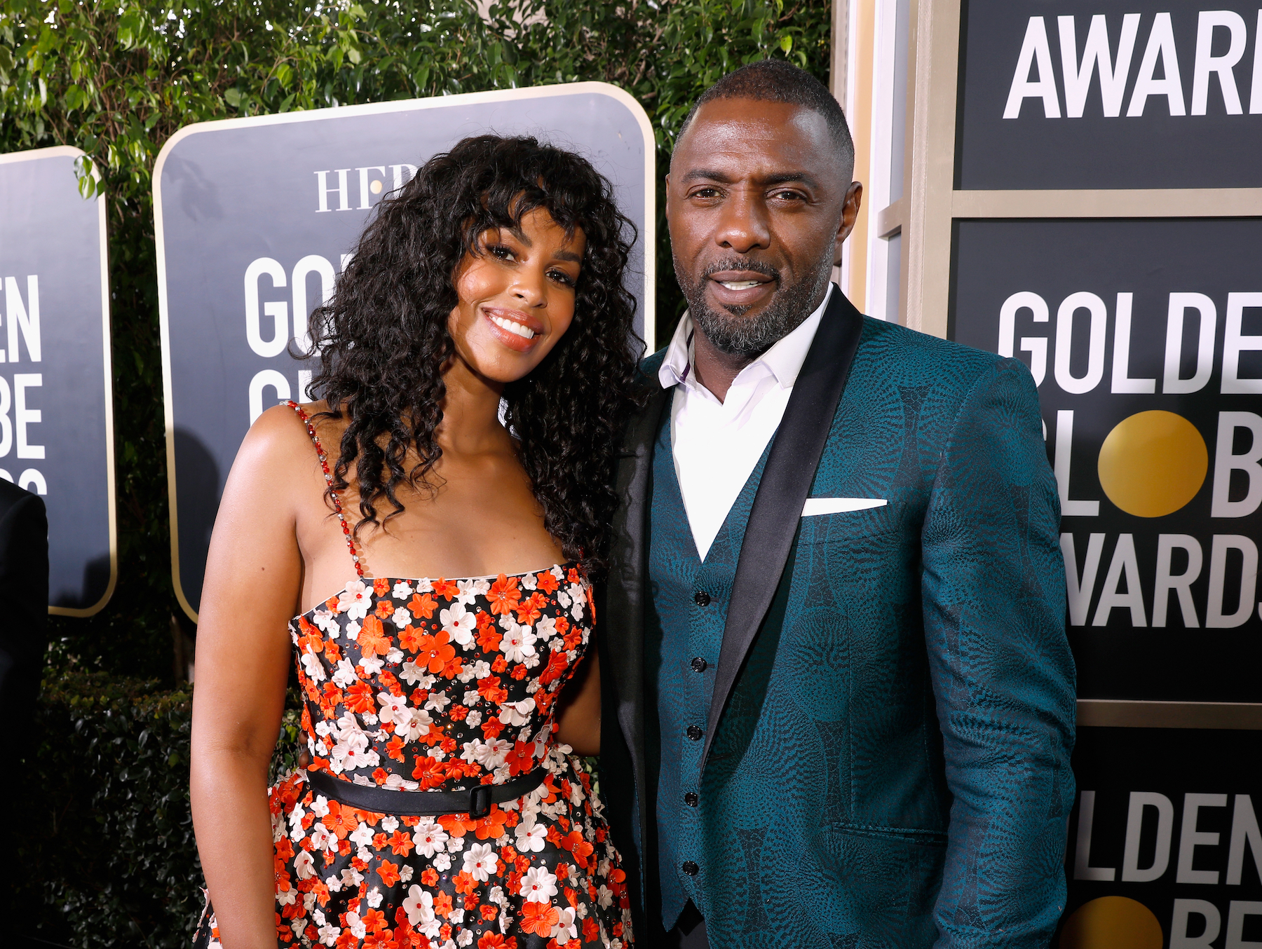 Image result for idris elba got married