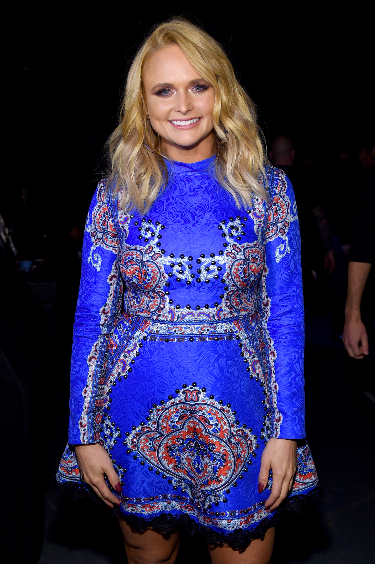 Miranda Lambert Marries Brendan Mcloughlin in Secret Wedding - Miranda Lambert attends backstage during 60th Annual GRAMMY Awards – I'm Still Standing: A GRAMMY Salute To Elton John at the Theater at Madison Square Garden on January 29, 2018 in New York City.