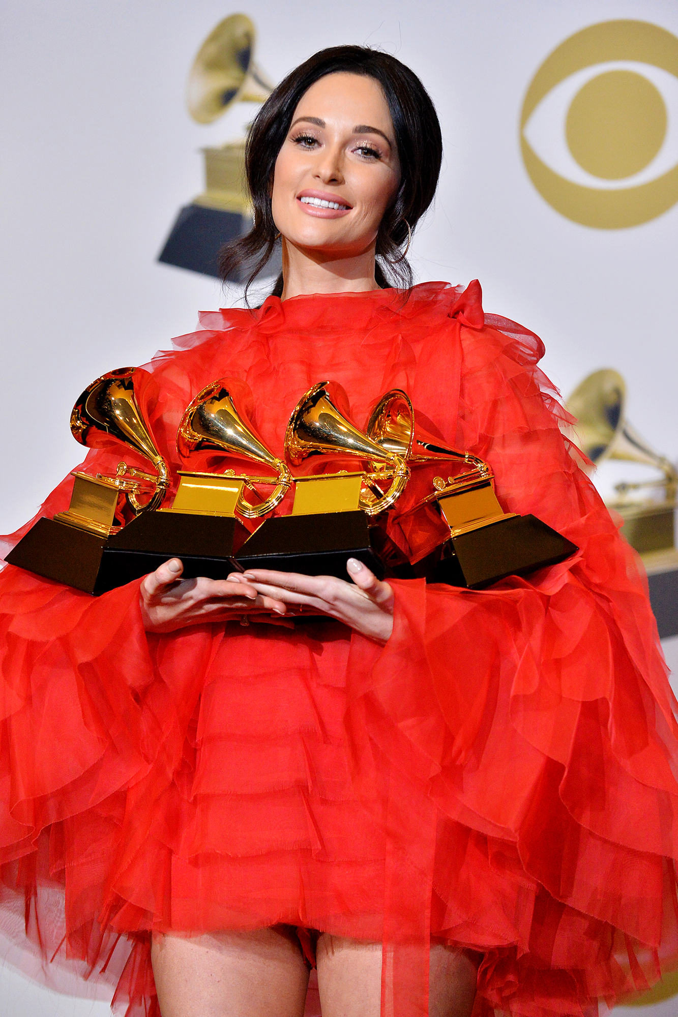 Grammys 2019 Fun Fact: Kacey Musgraves Won the Same 4 Awards That Taylor Swift Got in 2010 - Kacey Musgraves attends the 61st Annual GRAMMY Awards at Staples Center on February 10, 2019 in Los Angeles, California.