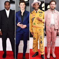 Pusha T, Shawn Mendes, Leon Bridges and Post Malone grammys 2019