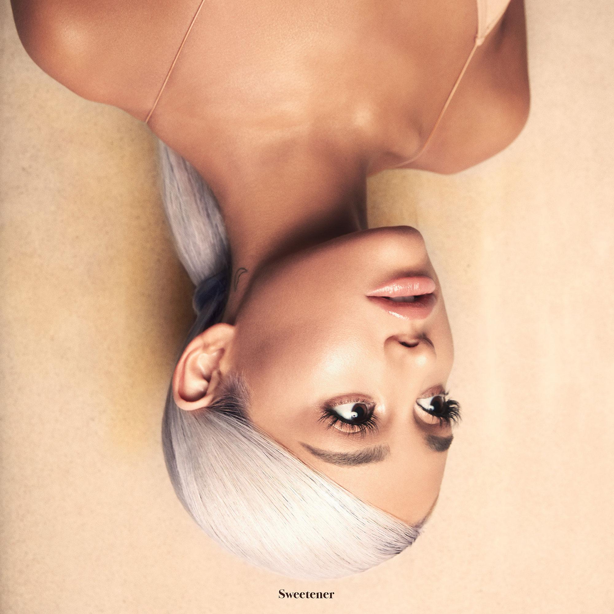 Ariana Grande Sweetener Grammys 2019
