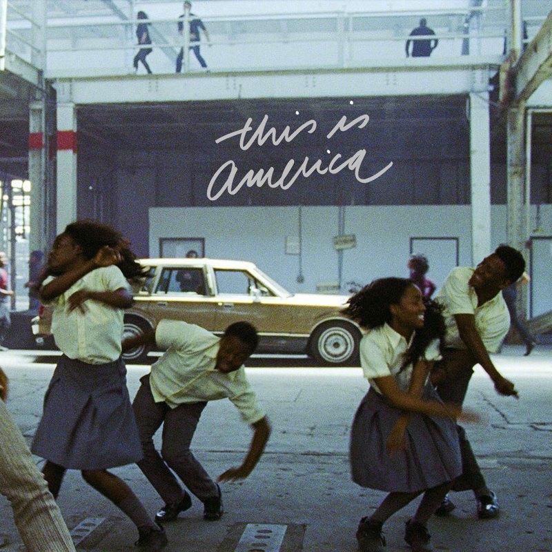 Grammys 2019 Childish Gambino This Is America