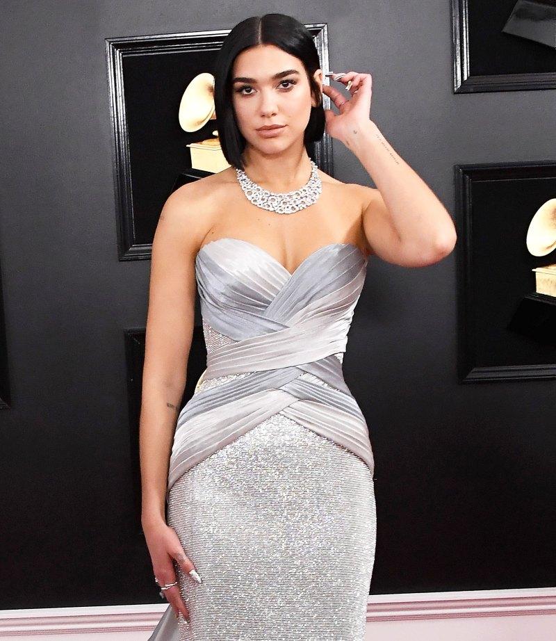 Grammys 2019 Dua Lipa Best New Artist