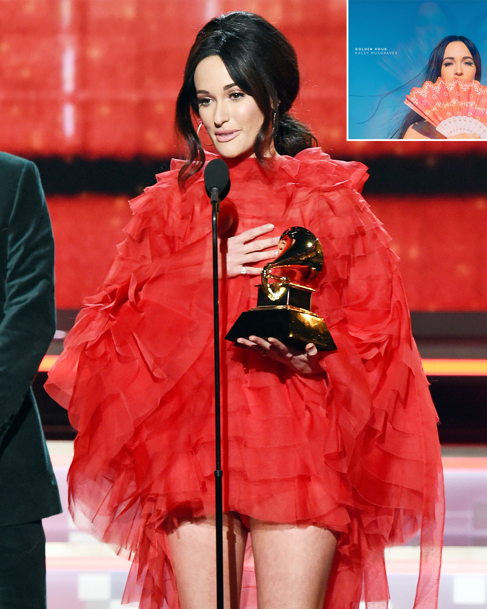 Grammys 2019 Kacey Musgraves Golden Hour - Cardi B, Invasion of Privacy Janelle Monae, Dirty Computer Brandi Carlile, By the Way, I Forgive You Drake, Scorpion H.E.R., H.E.R. Post Malone, Beer Bongs & Bentleys Kacey Musgraves, Golden Hour Feat. Kendrick Lamar, Black Panther: the Album