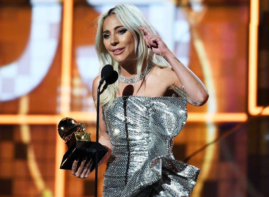 Grammys 2019 Winners List Lady Gaga