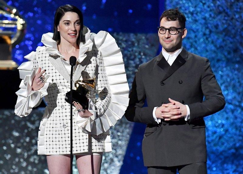Grammys 2019 Masseduction Jack Antonoff Annie Clark
