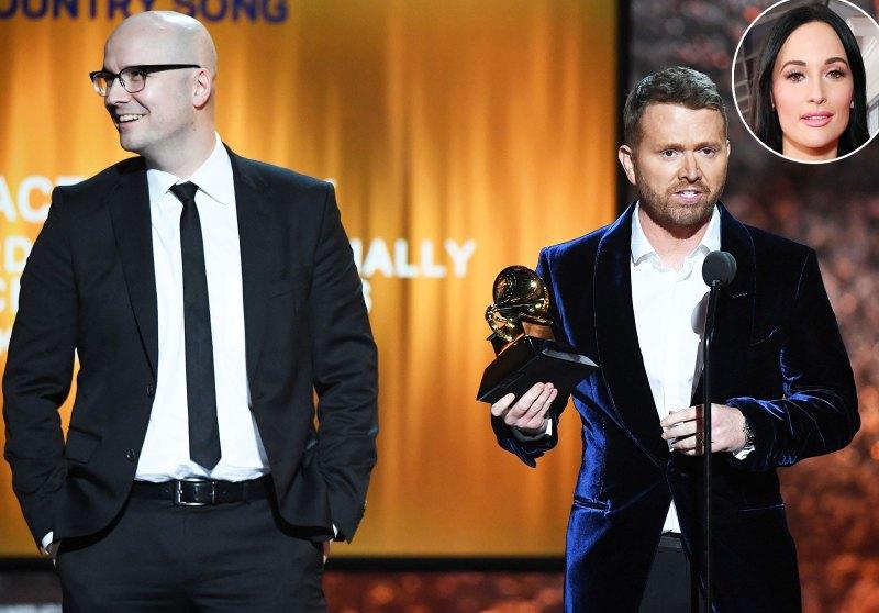 Grammys 2019 Kacey Musgraves Luke Laird Shane McAnally Space Cowboy