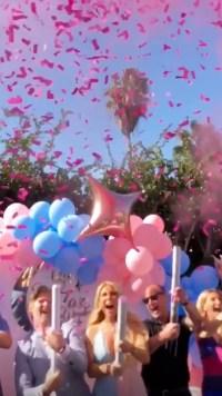 Slade Smiley and Gretchen Rossi gender reveal