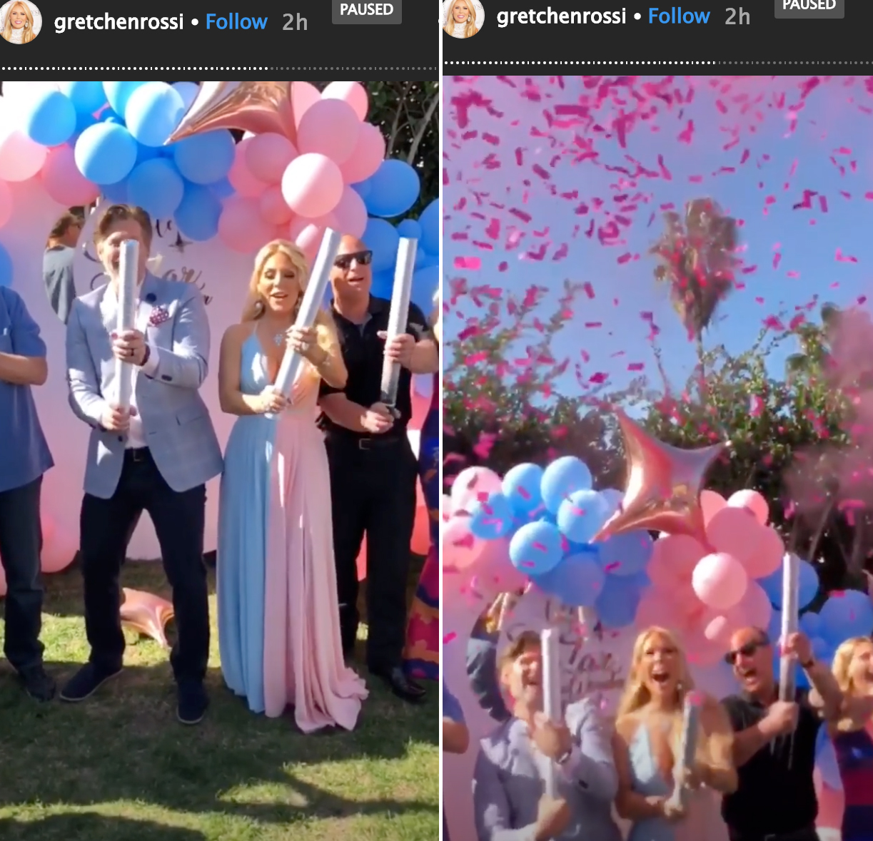 Gretchen Rossi and Slade Smiley Reveal Baby's Gender: Pics ...