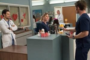 'Grey's Anatomy' Recap