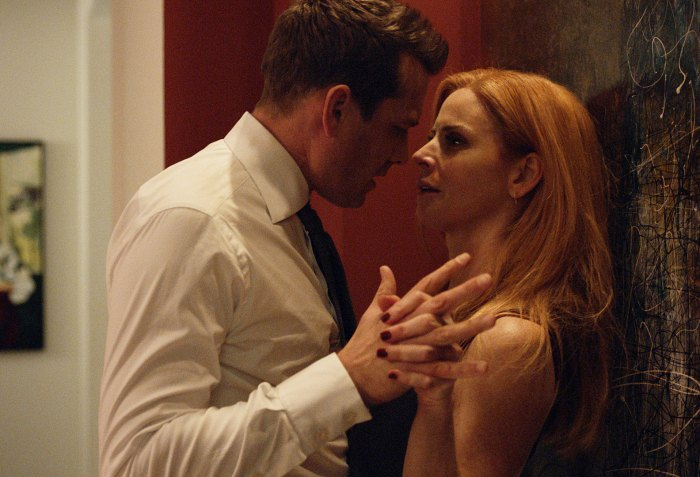 Harvey Specter Donna Paulsen Hook Up Suits