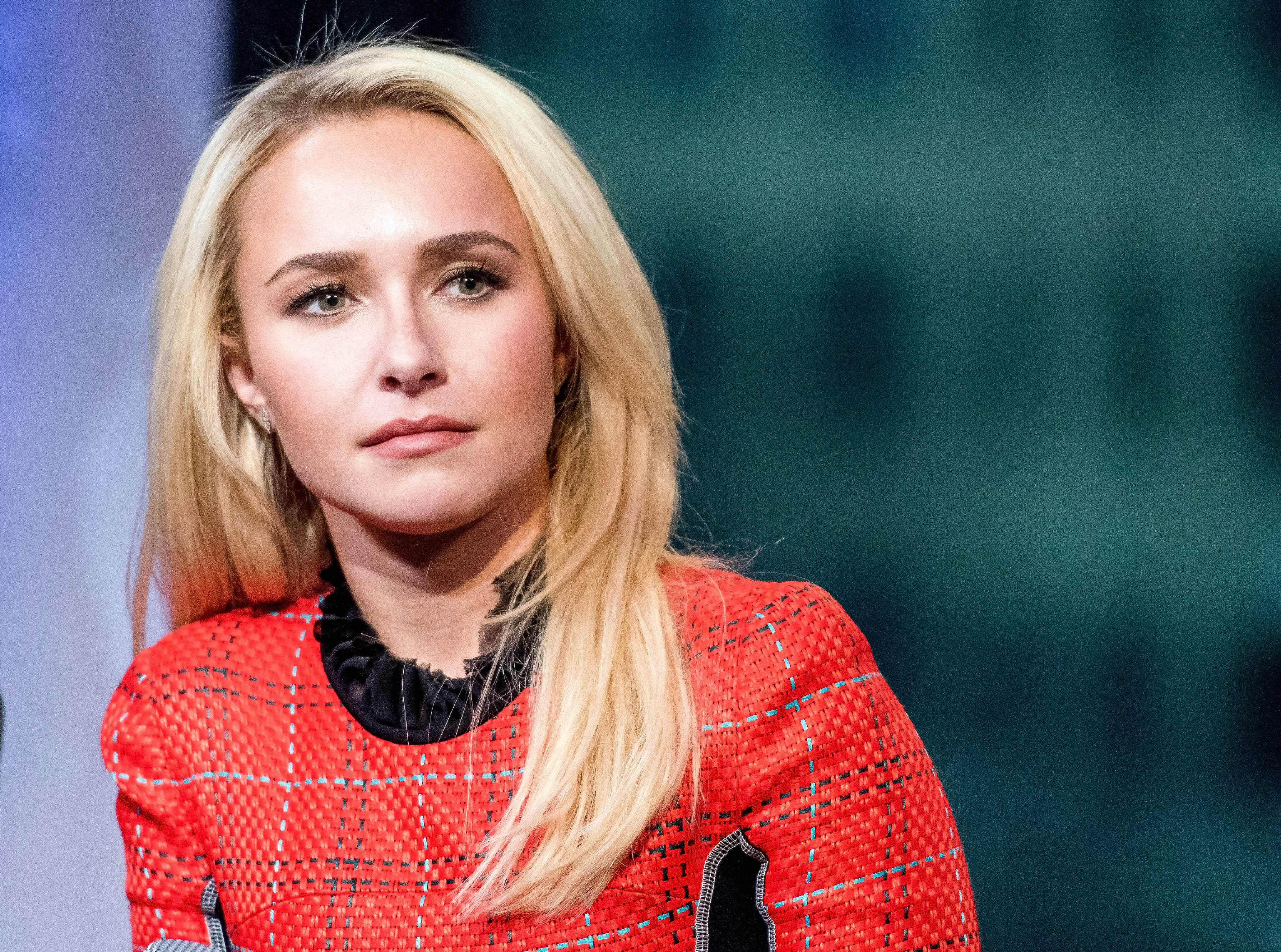 """Hayden Panettiere 'Hasn't Had Much Time' With Her Daughter Kaya - Hayden Panettiere discusses """"Nashville"""" with the Build Series at AOL HQ on January 5, 2017 in New York City."""