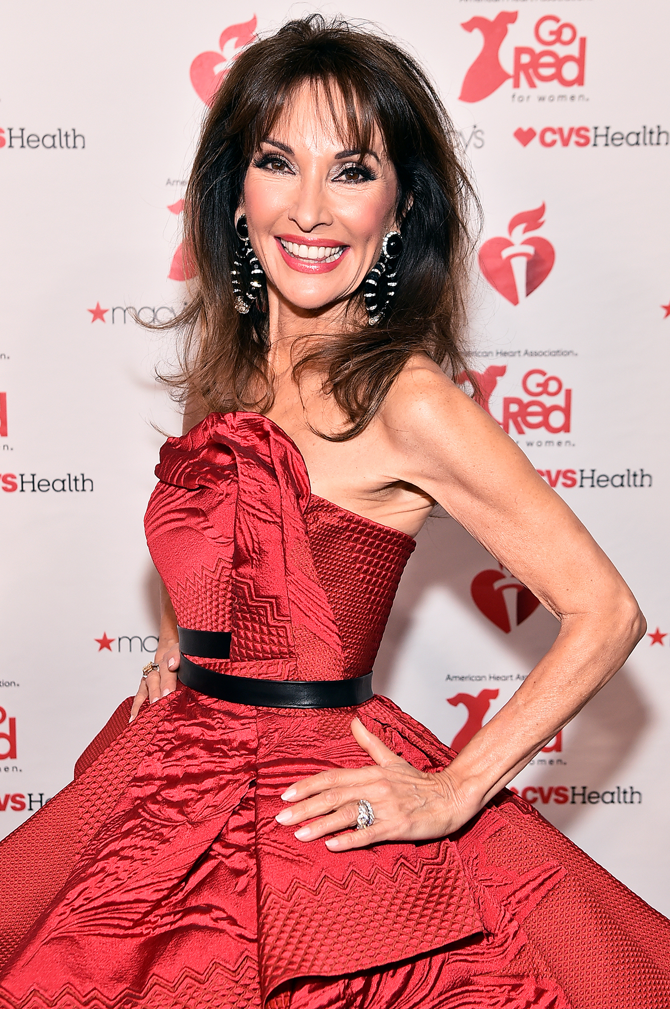 Heart Attack Survivors - In the fall of 2018, the soap opera star reluctantly went to the hospital after experiencing chest pain that she nearly ignored. Once she was there, doctors found two blocked arteries and Lucci, then 71, underwent emergency surgery.