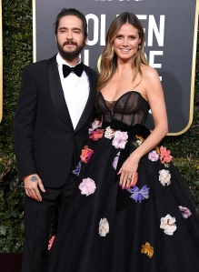 Heidi Klum and Tom Kaulitz Already Have 2 Bridesmaids and 2 Groomsmen in Their Wedding