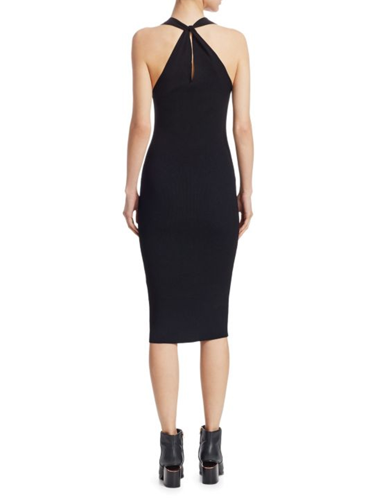 Helmut Lang Dress Back