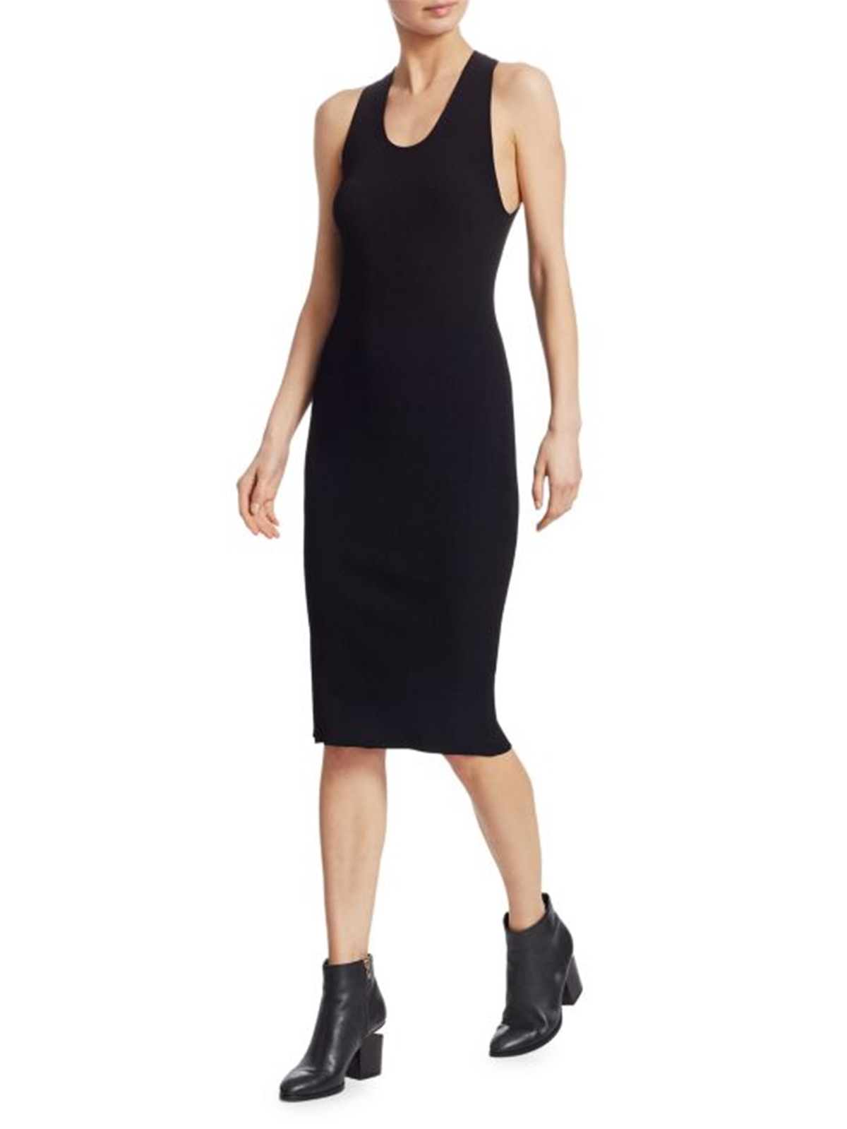 Helmut Lang Dress Front