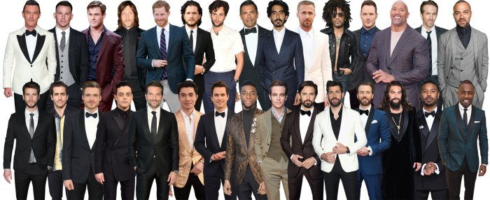 Hollywoods Hottest Hunks