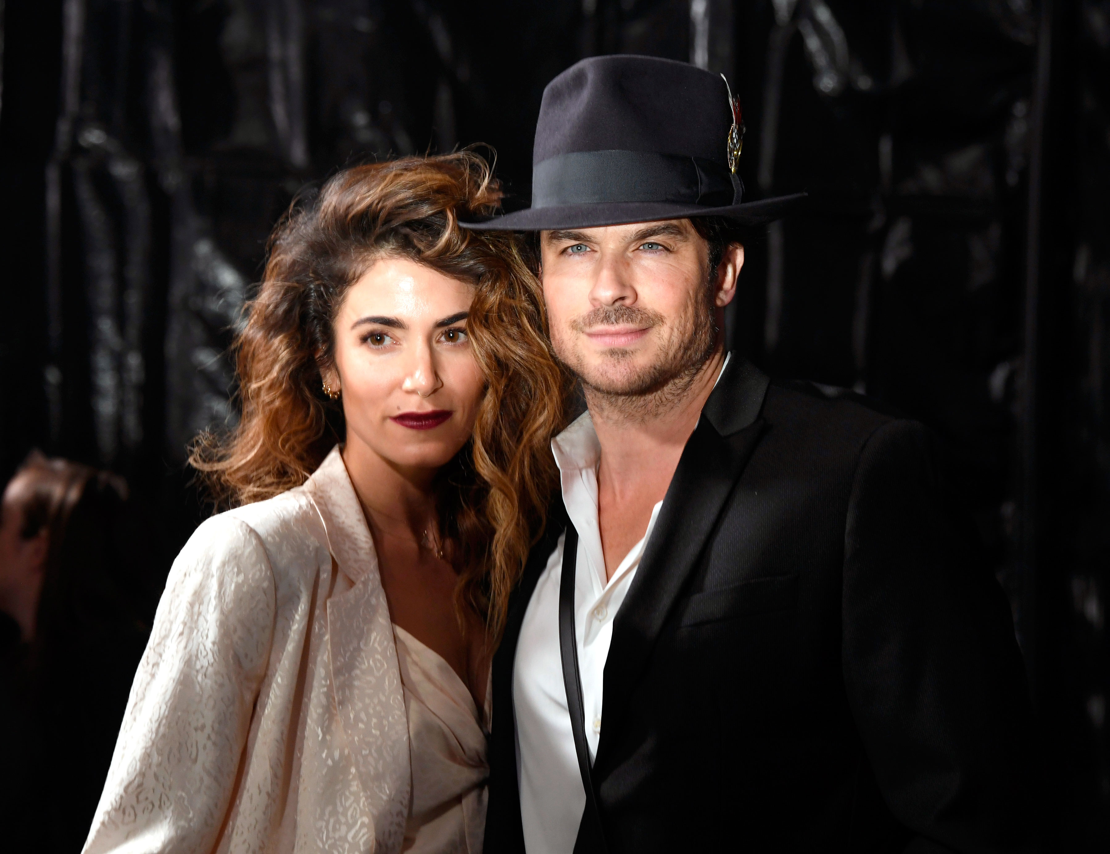 Ian Somerhalder and Nikki Reed Inside 2019's Biggest Pre-Oscars Parties - Nikki Reed and Ian Somerhalder attend the Cadillac celebrates The 91st Annual Academy Awards at Chateau Marmont on February 21, 2019 in Los Angeles, California.