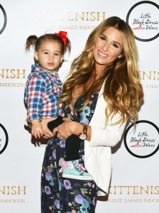 Jessie James Decker's 4-Year-Old Daughter Vivianne Loves to Perform: 'I Was the Same Way as a Little Girl' Jessie James Decker and daughter, Vivianne Rose Decker