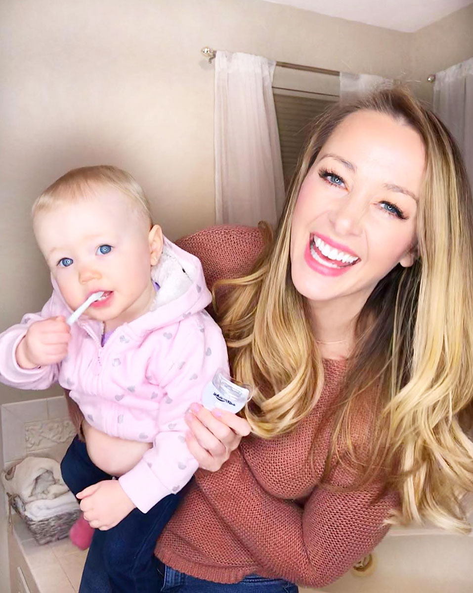 Jamie Otis Daughter Henley Throws Up