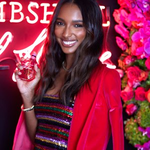 Jasmine Tookes Victoria's Secret Perfume