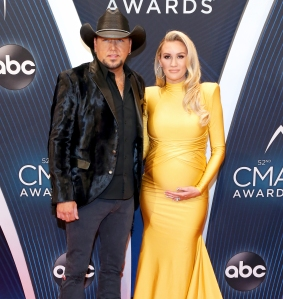 Jason Aldean Introduces 14-Month-Old Son Memphis to Newborn Sister