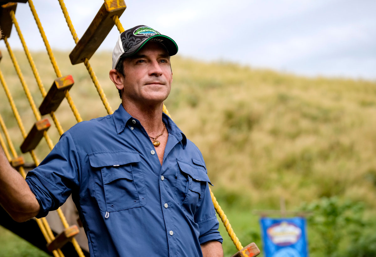 Jeff Probst Spills Secrets of 'Survivor: Edge of Extinction,' Predicts Who Will Win - Executive Producer Jeff Probst returns to host 'SURVIVOR: Edge of Extinction'.