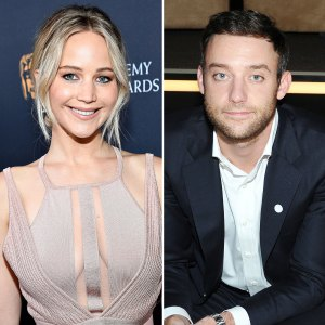 Jennifer Lawrence Cooke Maroney Engaged