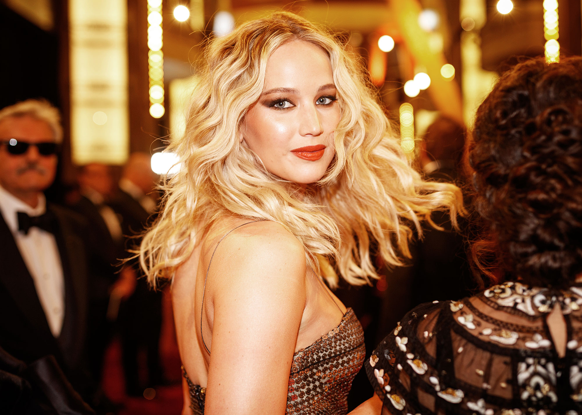 Wie is Jennifer Lawrence dating 2015