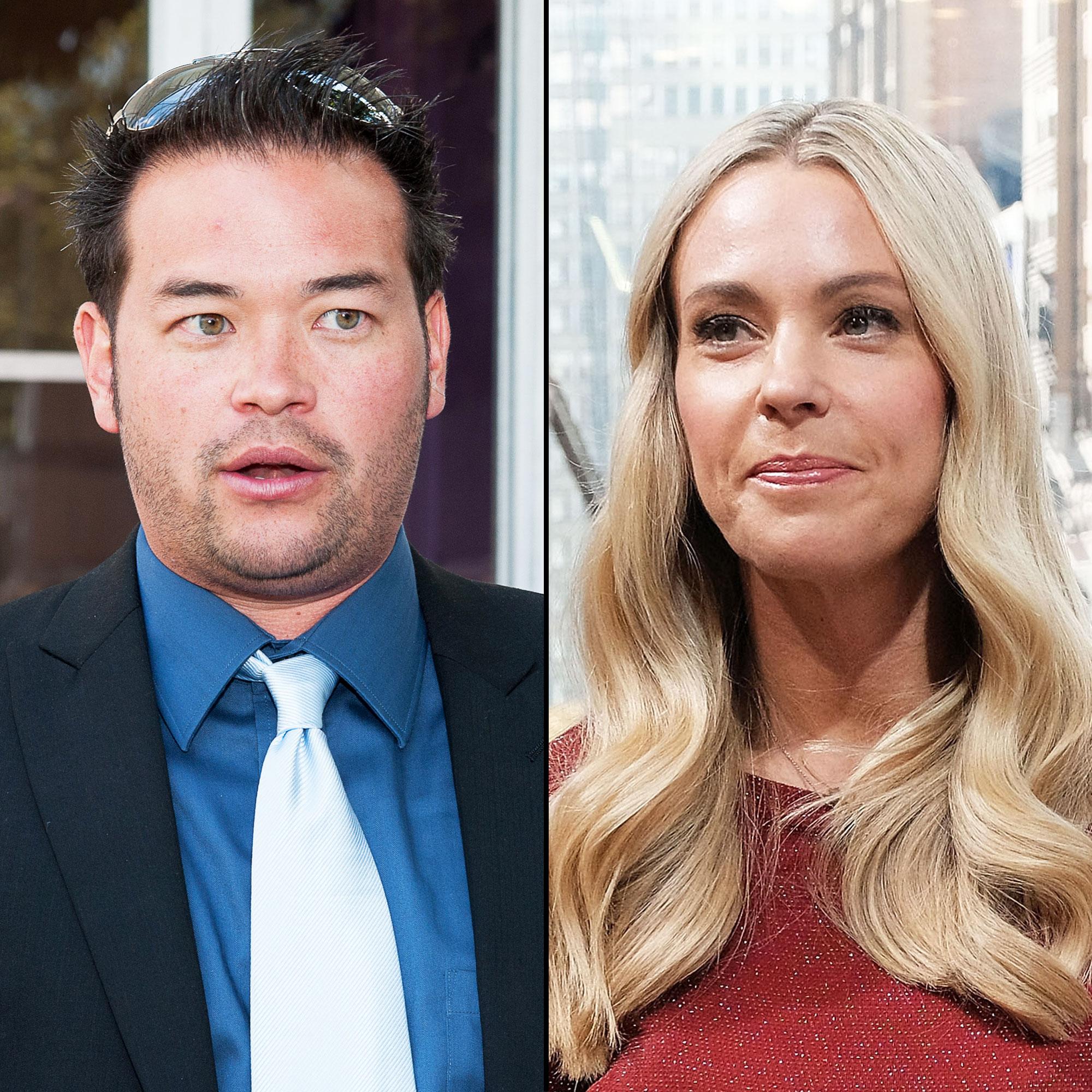 Jon Gosselin Claims Ex Kate Gosselin Has 'Zero' Interaction With Their Son Collin - Jon Gosselin and Kate Gosselin