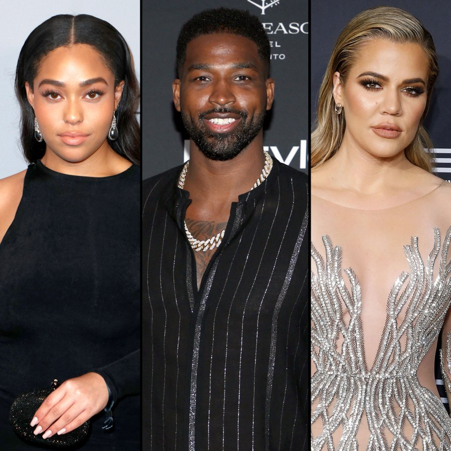 Jordyn Woods 'Denied' Hooking Up With Tristan Thompson When Khloe Kardashian First Confronted Her