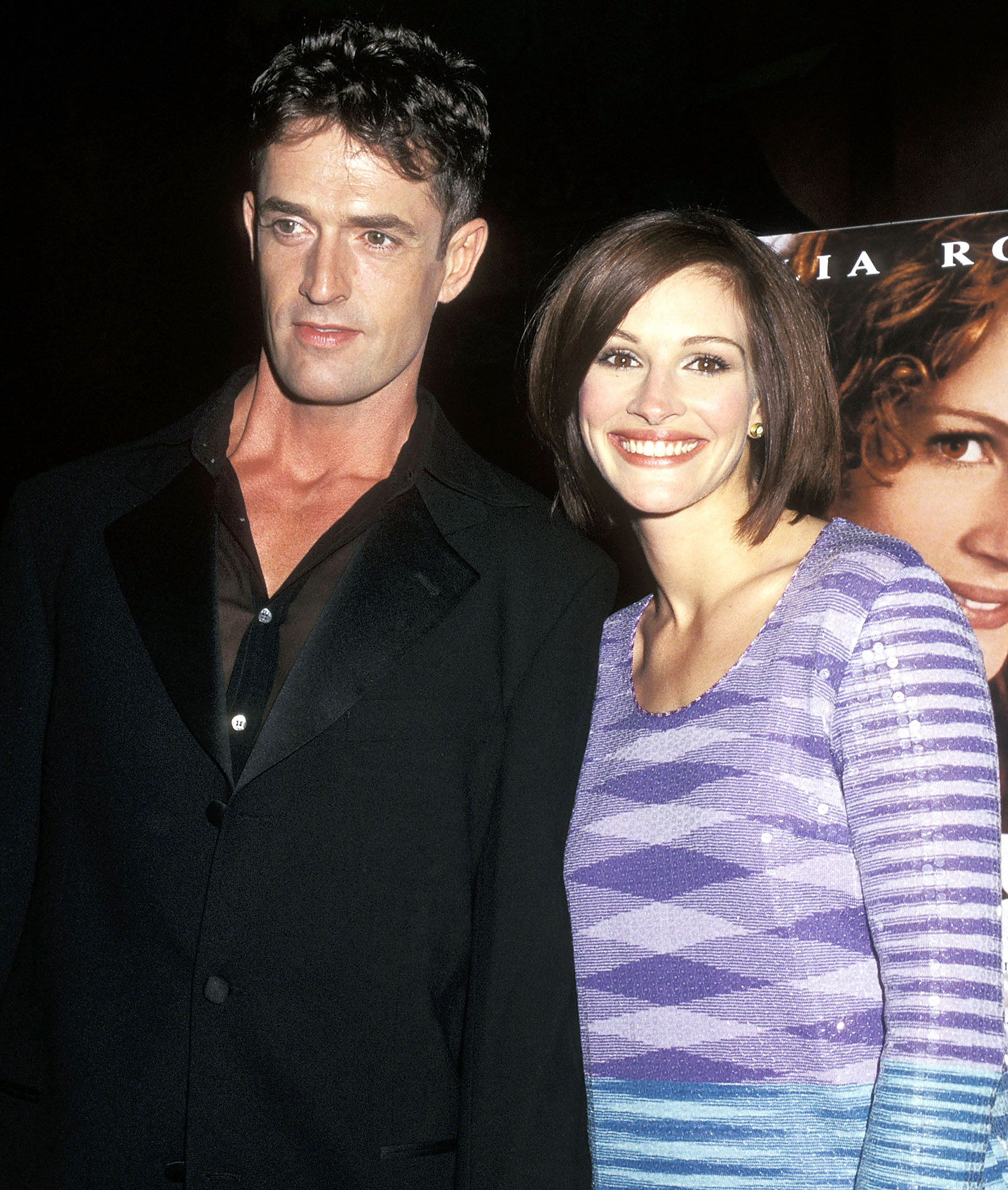 Rupert Everett Julia Roberts My Best Friend's Wedding Reunion Premiere - Rupert Everett and Julia Roberts attend the premiere for 'My Best Friend's Wedding' on June 17, 1997 in New York City.