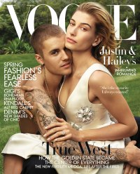 Justin Bieber Hailey Baldwin Vogue Revelations Celibacy Fighting Not Easy Marriage