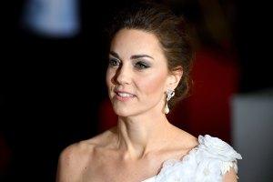 Kate Middleton Stuns at the BAFTAs