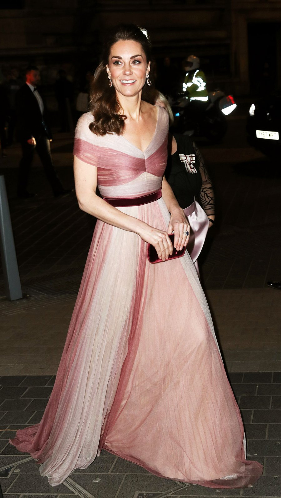 Kate Middleton's Latest Look Is a Stunning Gucci Gown Catherine, Duchess of Cambridge kate middleton