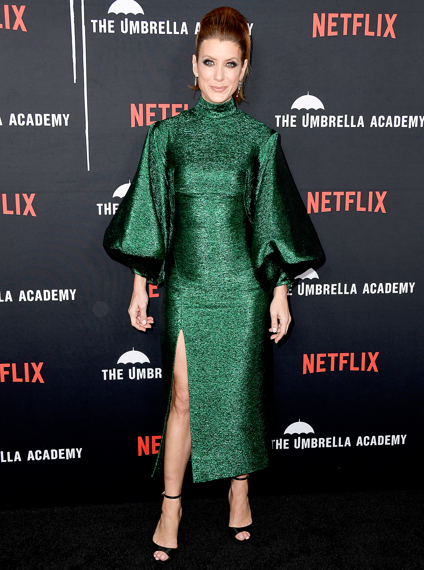 "Kate-Walsh - Kate Walsh attends the Premiere of Netflix's ""The Umbrella Academy"" at ArcLight Hollywood on February 12, 2019 in Hollywood, California."