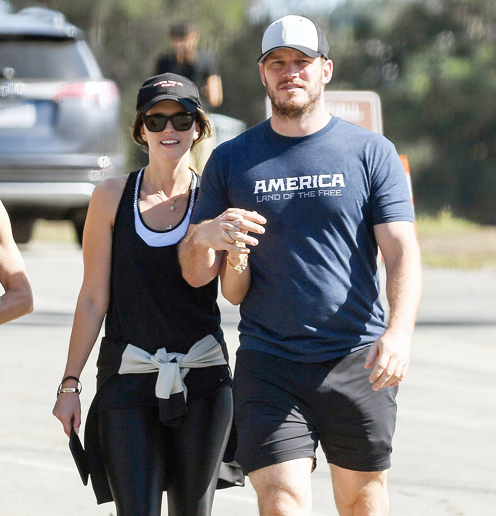 Katherine Schwarzenegger Gushes About Fiance Chris Pratt Engagement Ring