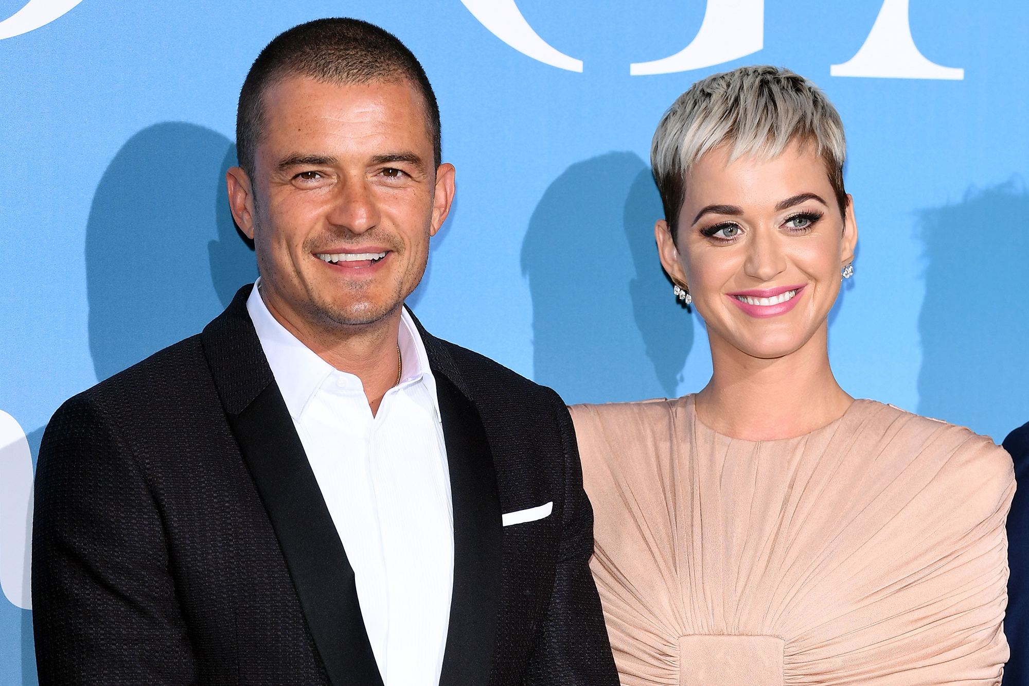 Katy Perry, Orlando Bloom 'Thinking' About a Destination Wedding
